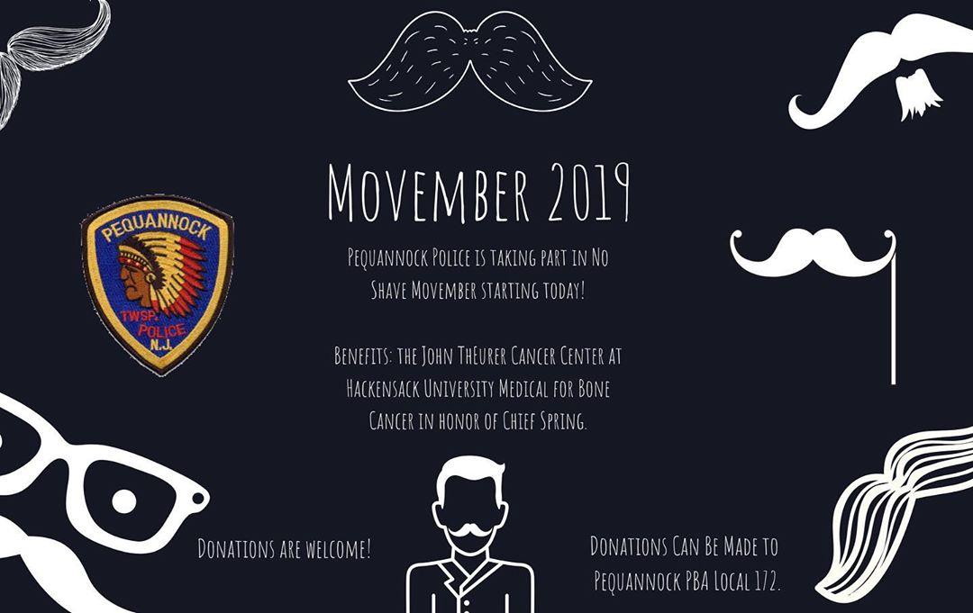 2019 PBA Local 172 Movember