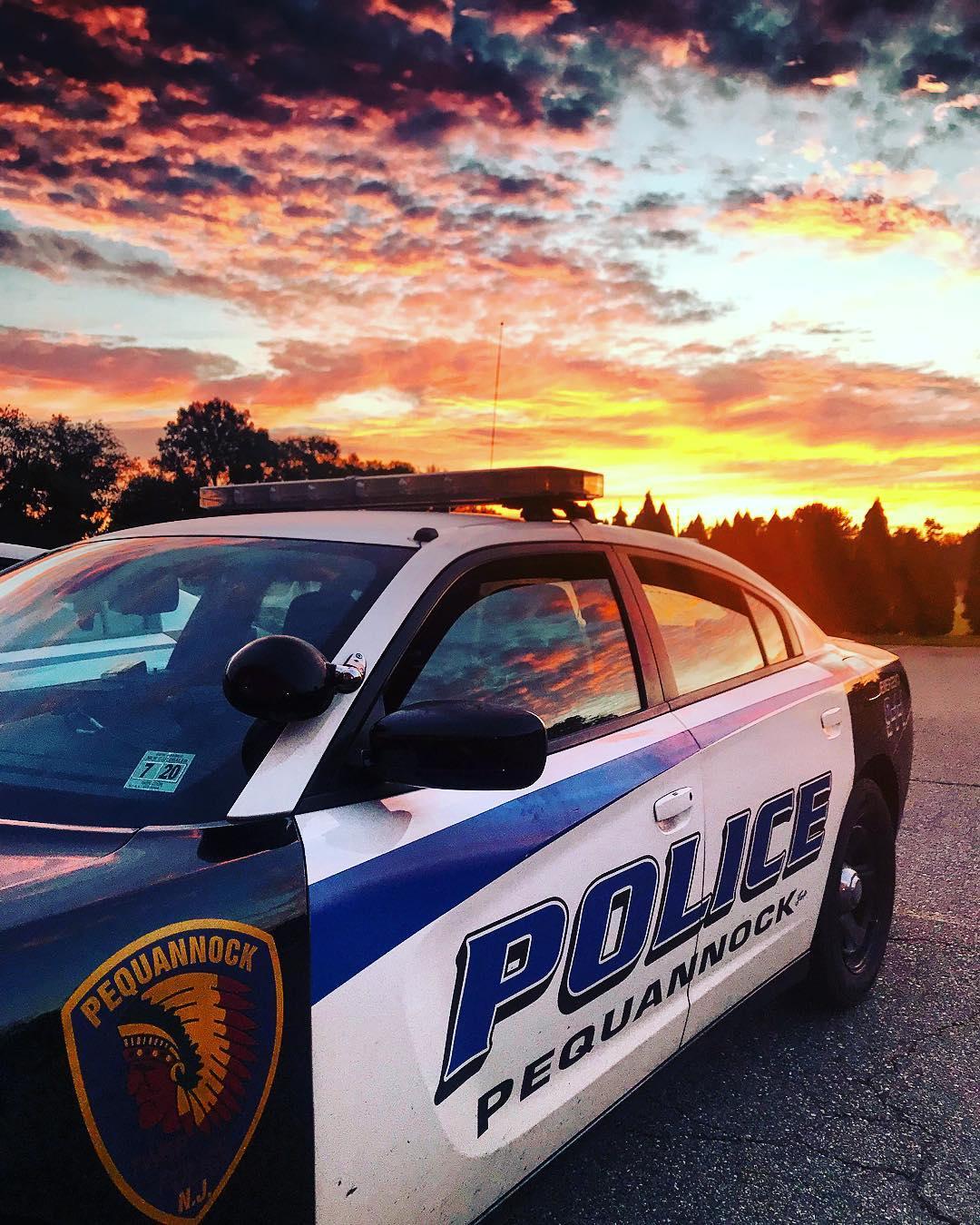 Pequannock Police - PBA Local 172 Police Car