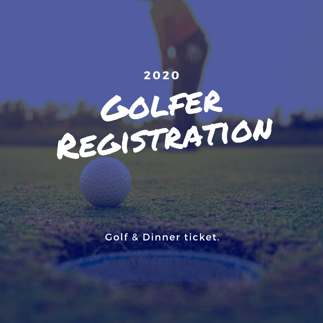 2020 Golf Outing - Golf Ticket