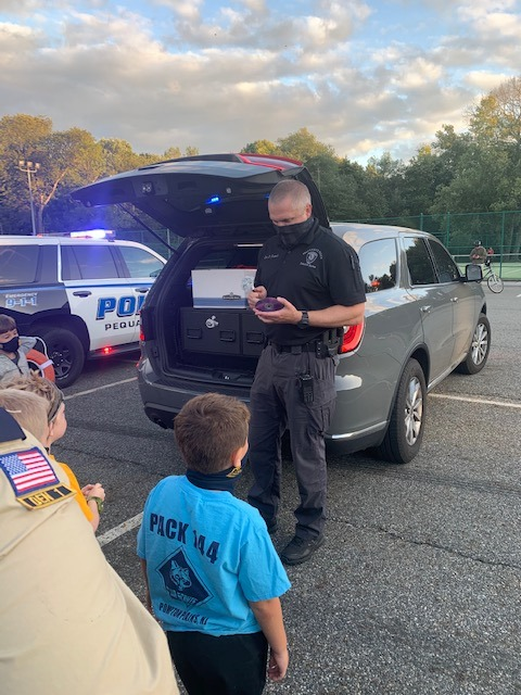 Pequannock Police Community Policing 2020
