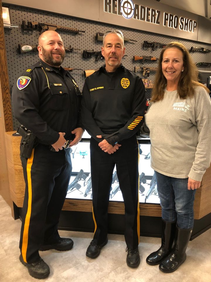 Pequannock Police Movember 2019 - Local 172