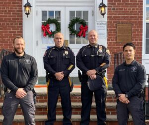 Pequannock Police Department Promotions