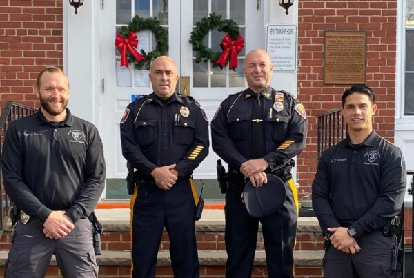 2020 Pequannock Police Promotions