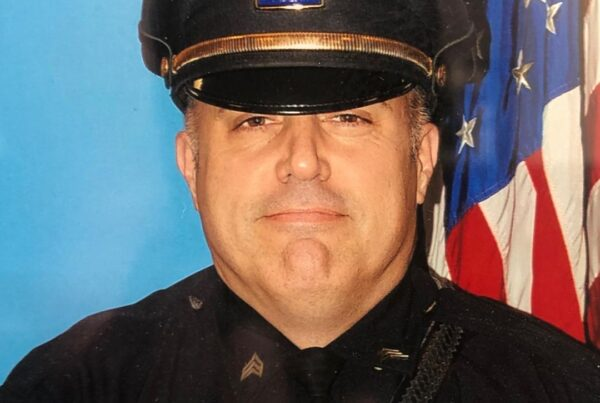 Sgt Paul Philson - 2020 Pequannock Police Retirement