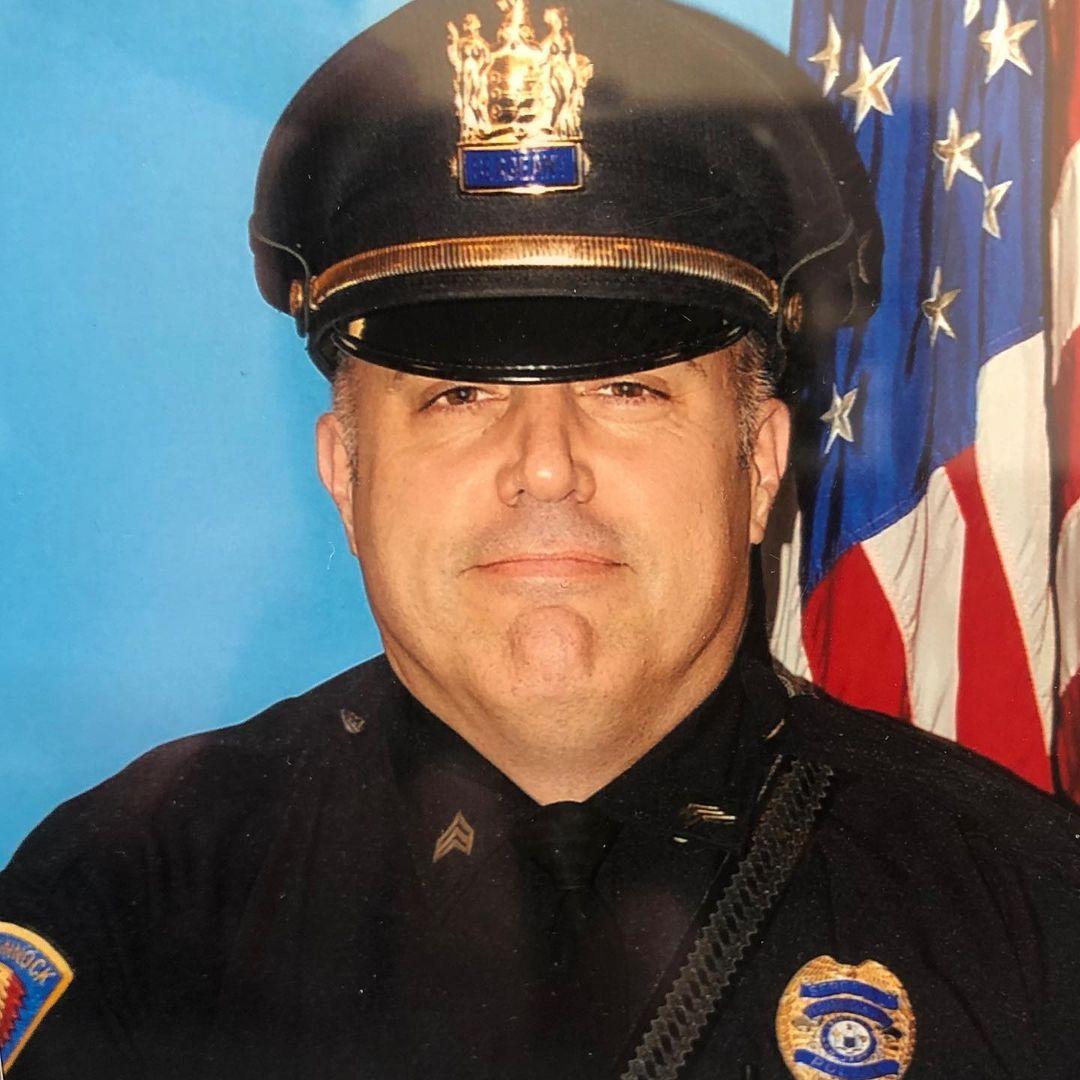 Sgt Paul Philson - 2020 Pequannock Police Retirement